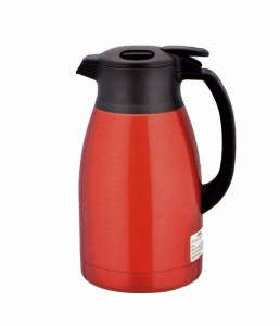 Double Wall Stainless Steel Vacuum Coffee Pot-No.Vf003-Home Appliance