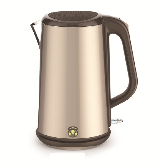 Home Appliance 3 Layers Wall Stainless Steel Electrical Kettle Ek-003