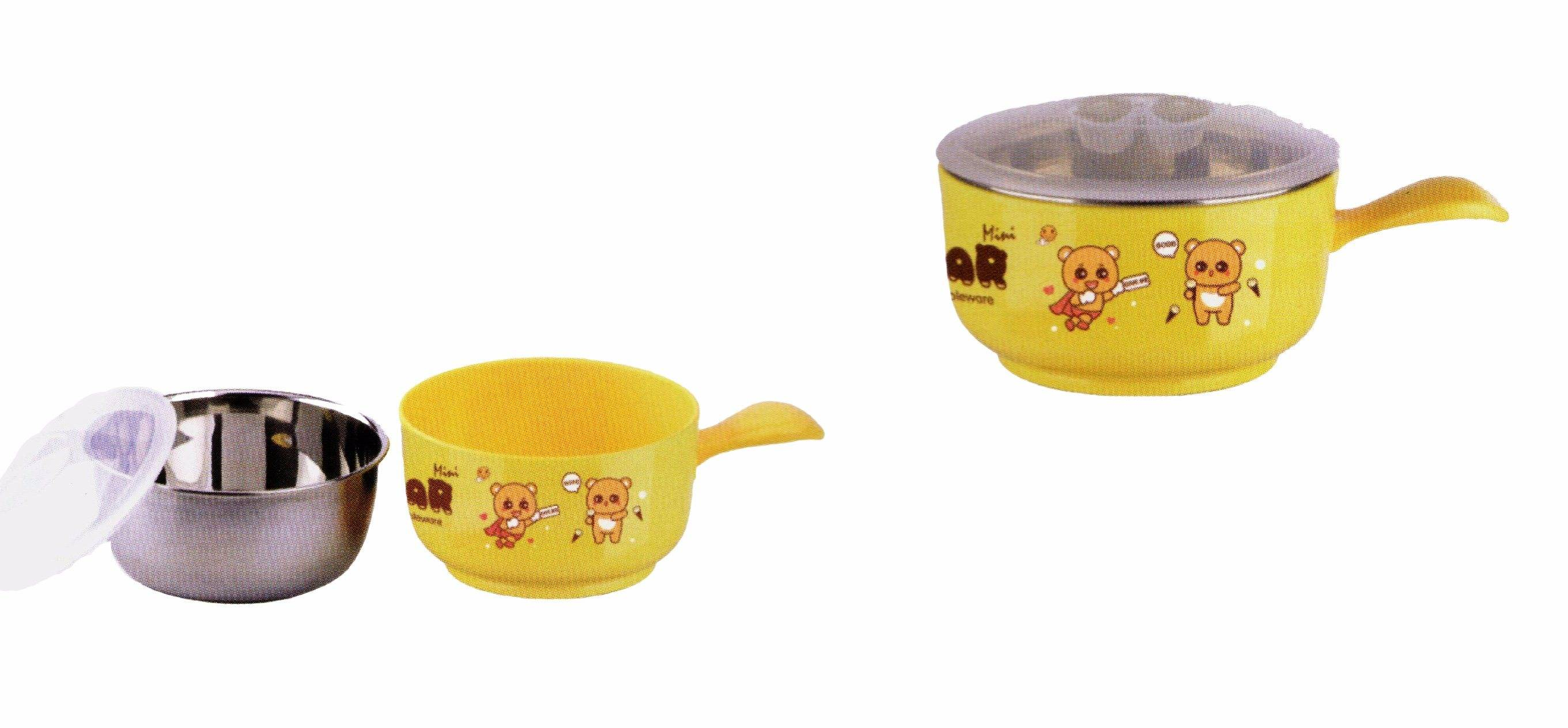 Gift Home Appliance Stainless Steel Children Bowl Scb001