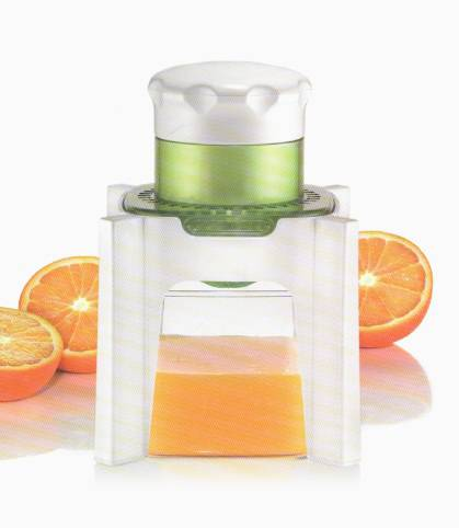 Home Appliance Plastic Mill Juicer Juice Maker Machine Jm0012