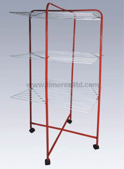 Wire Metal Kitchen Storage Rack with Painting Sr-C003