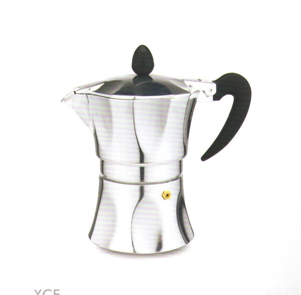 Espresso Coffee Maker-No.Cm009-Home Appliance Featured Image