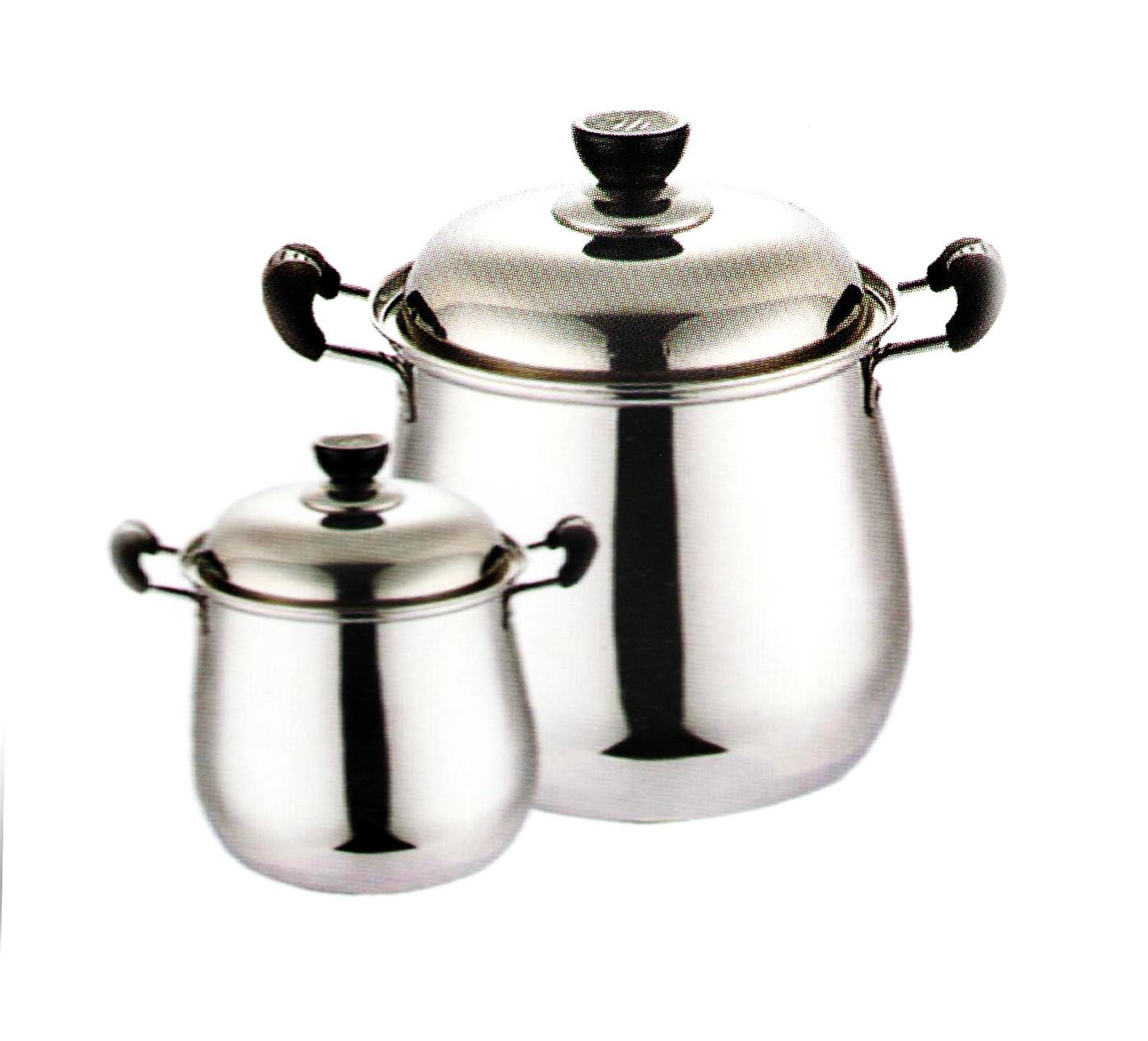 Home Appliance Stainless Steel Cookware Set Cooking Pot / Soup Pot Cp015