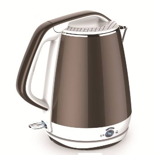 Home Appliance 201/304 Stainless Steel Electrical Kettle Ek001