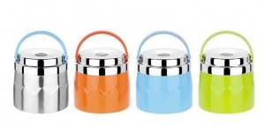 Spill-proof Stainless Steel Lunch Box Keep Warm-No. Lb20-Kitchen Utensils
