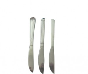 Stainless Steel Cutlery Set–Knife No. Gg-22k