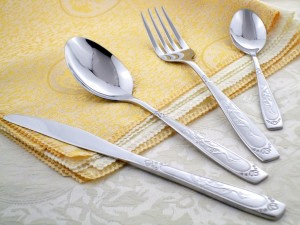 Stainless Steel Cutlery Set No-CS12