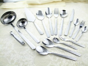 Stainless Steel Cutlery Set No-CS09