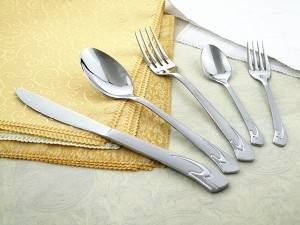 Stainless Steel Cutlery Set No-CS02