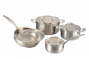 Stainless Steel Cookware Set-No.cp20