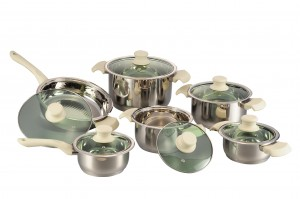 Stainless Steel Cookware Set-No.cs31