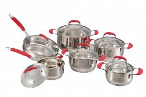 Stainless Steel Cookware Set-No.cs72