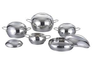 Stainless Steel Cookware Set-No.cs64