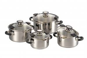 Stainless Steel Cookware Set-No.cs78