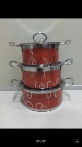 Stainless Steel Cooking Pot-No.CP05-Cookware