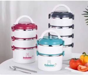 Factory Price Multi Layers Stainless Steel Lunch Box Food Carrier Sfc-A1088