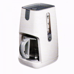 Metal Plated Coffee Maker-No.Ck-A04-Home Appliance