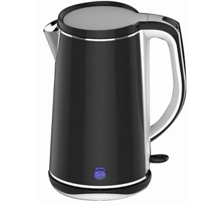 Home Appliance Stainless Steel Electrical Kettle with Prevent Heating Handle Ek019
