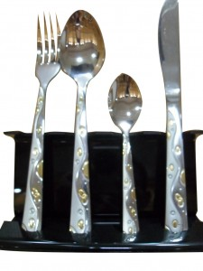 High Quality Hot Sale Stainless Steel Dinner Cutlery Set No. Bg1507