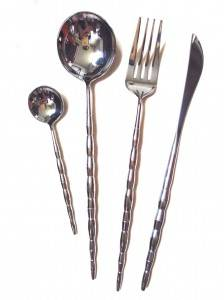 High Quality Stainless Steel  Cutlery Dinner Set