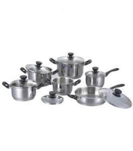 Stainless Steel Cookware Set-No.cs37