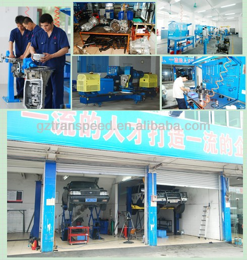 china transmission repair workshop
