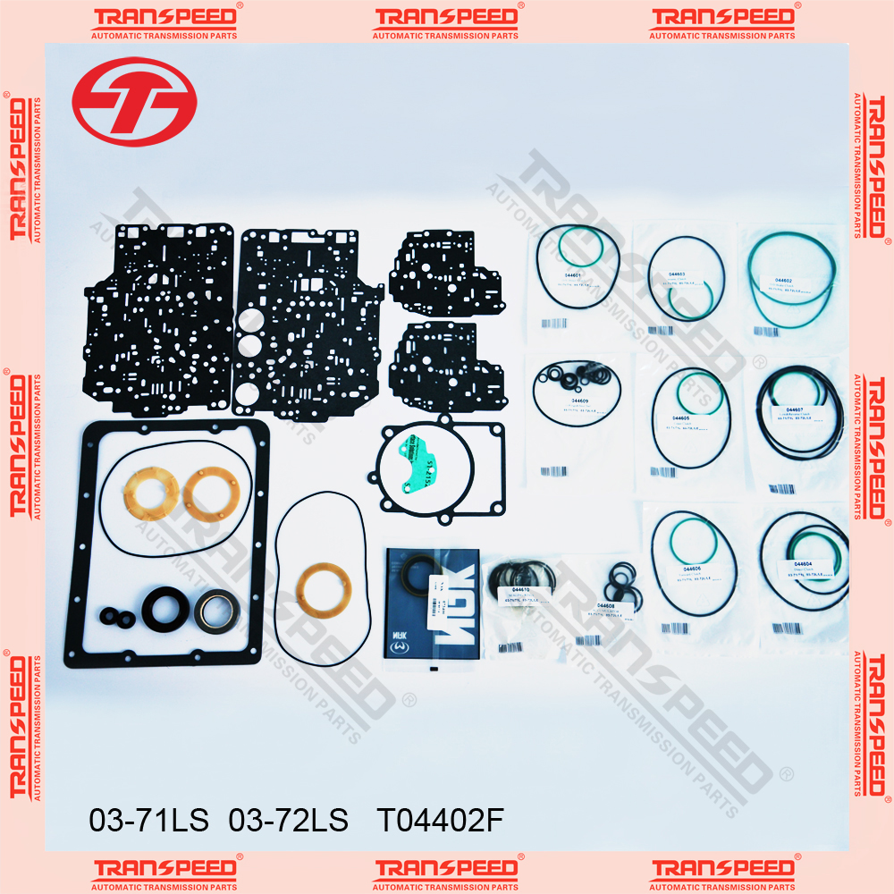 03-71ls 03-72ls automatic transmission overhaul seal kit T04402F, transpeed