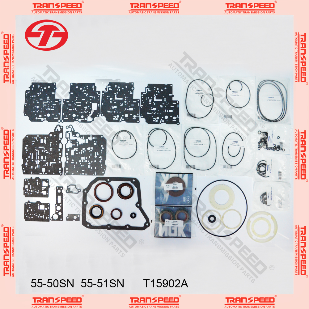 hot sale guangzhou TRANSPEED AW55-50SN transmission overhaul kit gasket kit seal kit for CHRYSLER