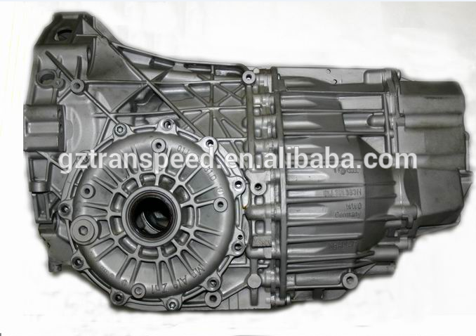 01J auto transmission complete gearbox core assembly