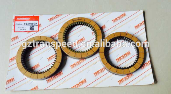 Transpeed Best selling DCLA/BCLA/MCLA/CM5 automatic transmission friction material clutch disc plate
