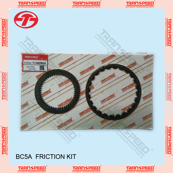 Transmission friction kit for BC5A Featured Image