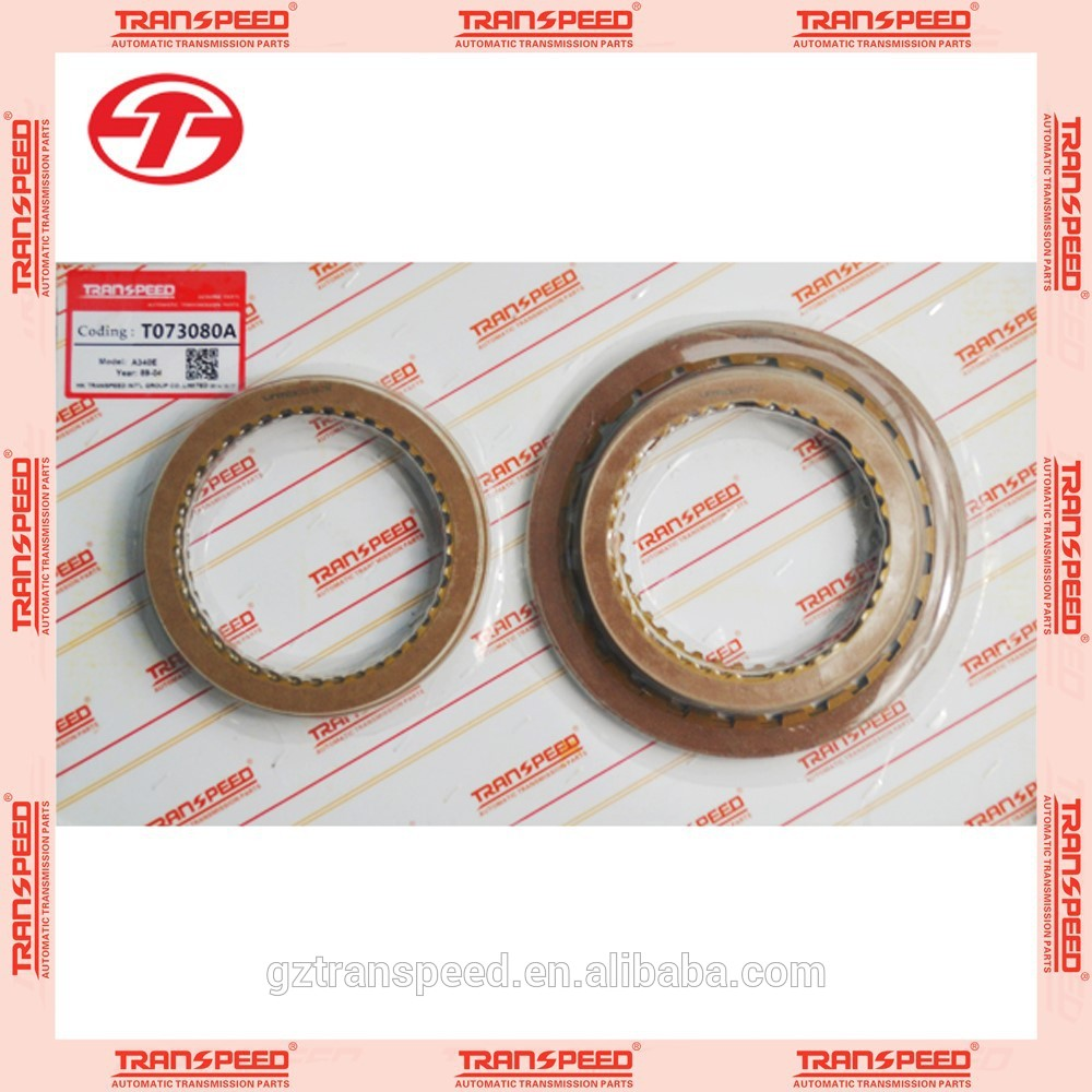 T073080A auto transmission friction plate kit for 30-40LE auto transmission master kit of auto parts