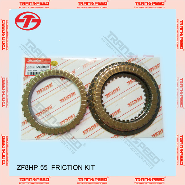 8HP55 transmission friciton kit