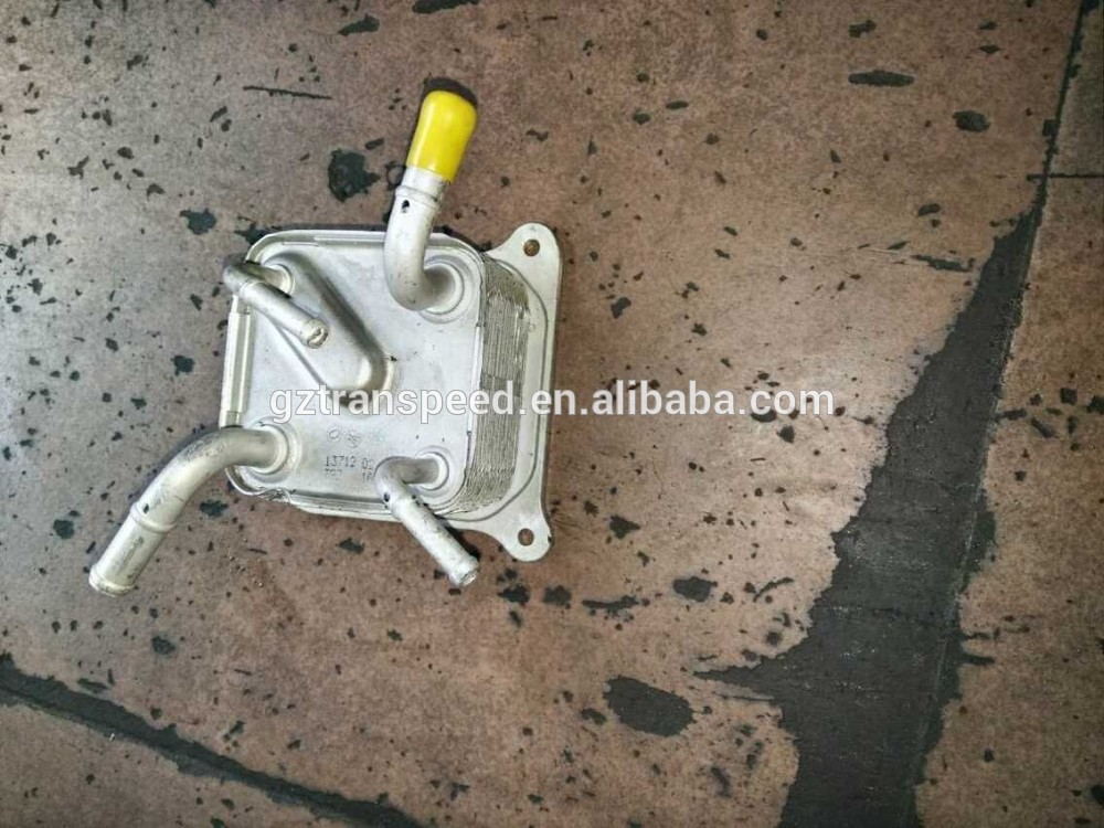 JF015E automatic transmission OIL COOLER.