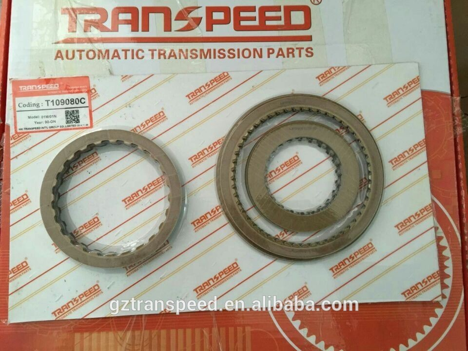01M automatic transmission friction discs for Volkswagen.
