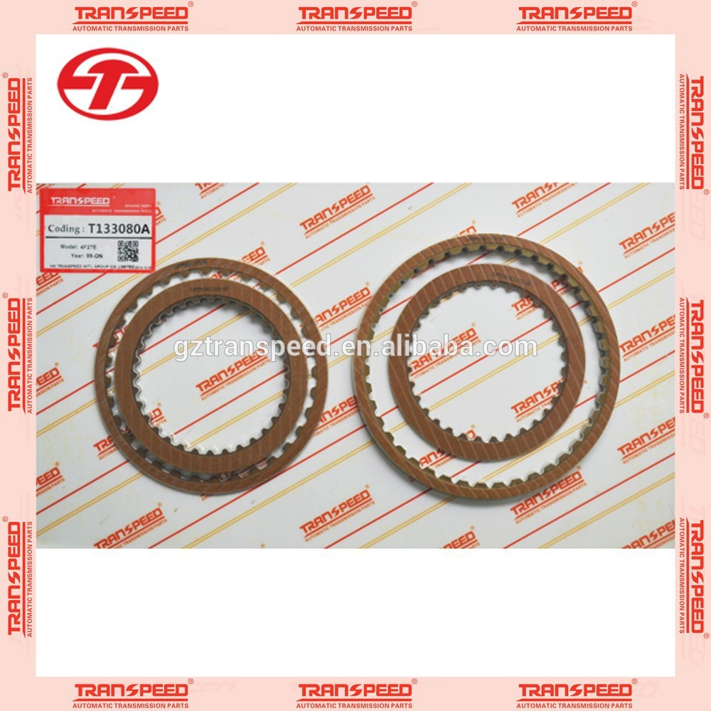 Transpeed 4F27E Clutch lintex friction plate kit Friction.