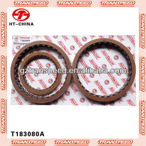 6HP-26 friction plates kit automatic transmission parts