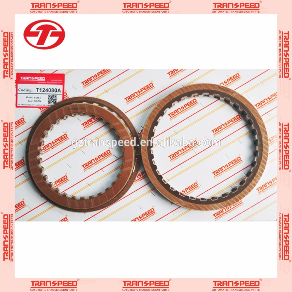 transpeed transmission T124080A,F4A51 V4A51,friction kit Featured Image