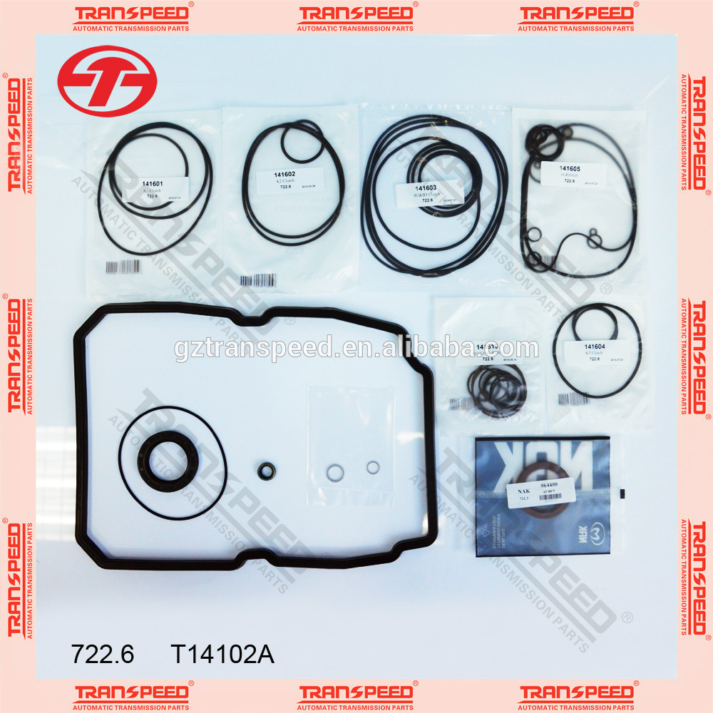 722.6 auto transmission overhaul kit T14102a fit for mercedes