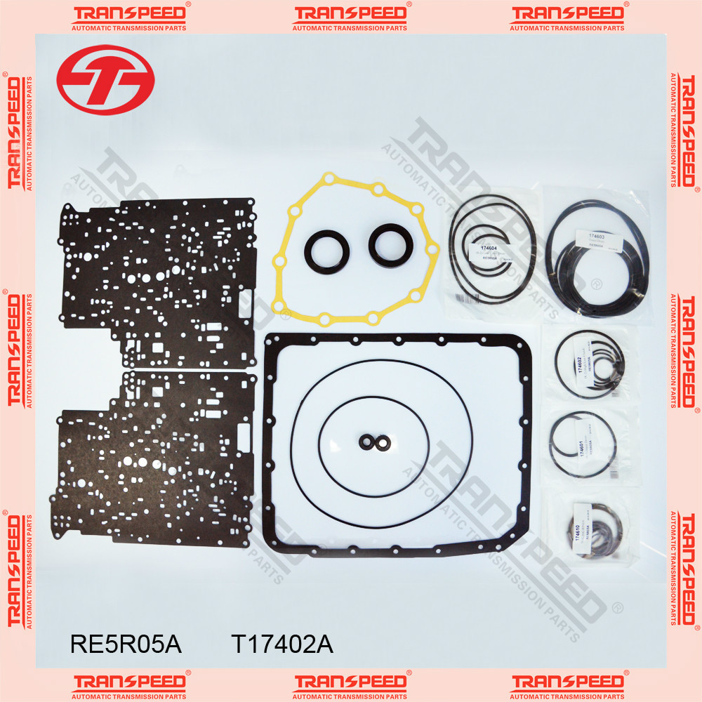 RE5R05A automatic transmission overhaul kit for NISSAN