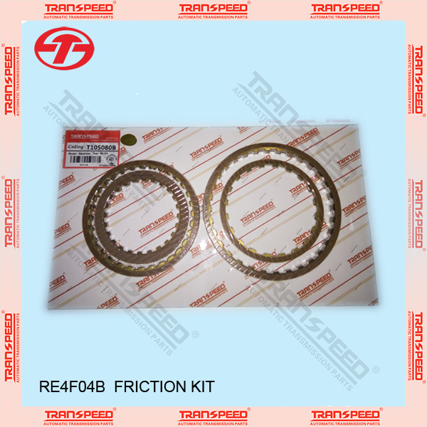 RE4F04B transmission friction kit
