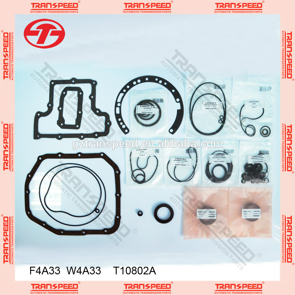 F4A233 automatic transmission seal kit for Mitsubish,Transpeed