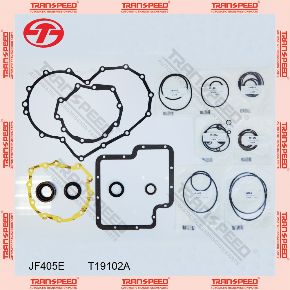 TRANSPEED JF405E T19102A Automatic transmission overhaul gasket kit