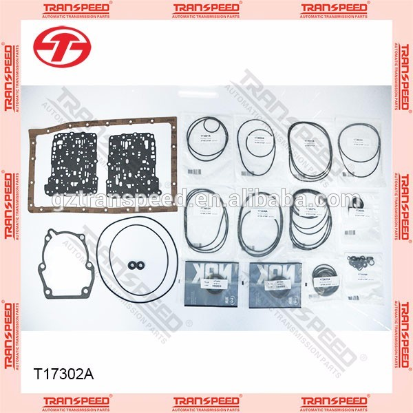 Transpeed transmission parts overhaul gasket oil seal kit for A750E gearbox Featured Image