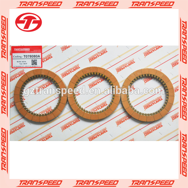 AOYA/MPOA/MPWA/MPXA automatic transmission friction kit transpeed T078080A made in China factory for Hon da spare parts Featured Image