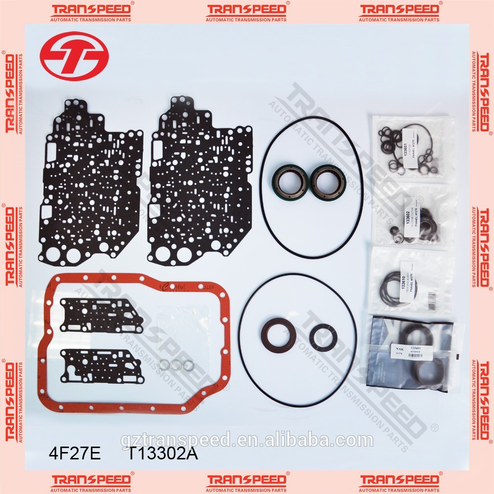 Transpeed Transmission Parts Auto Transmission Overhaul Kit Repair Kit Rebuild Kit for T13302A 4F27E Mazda