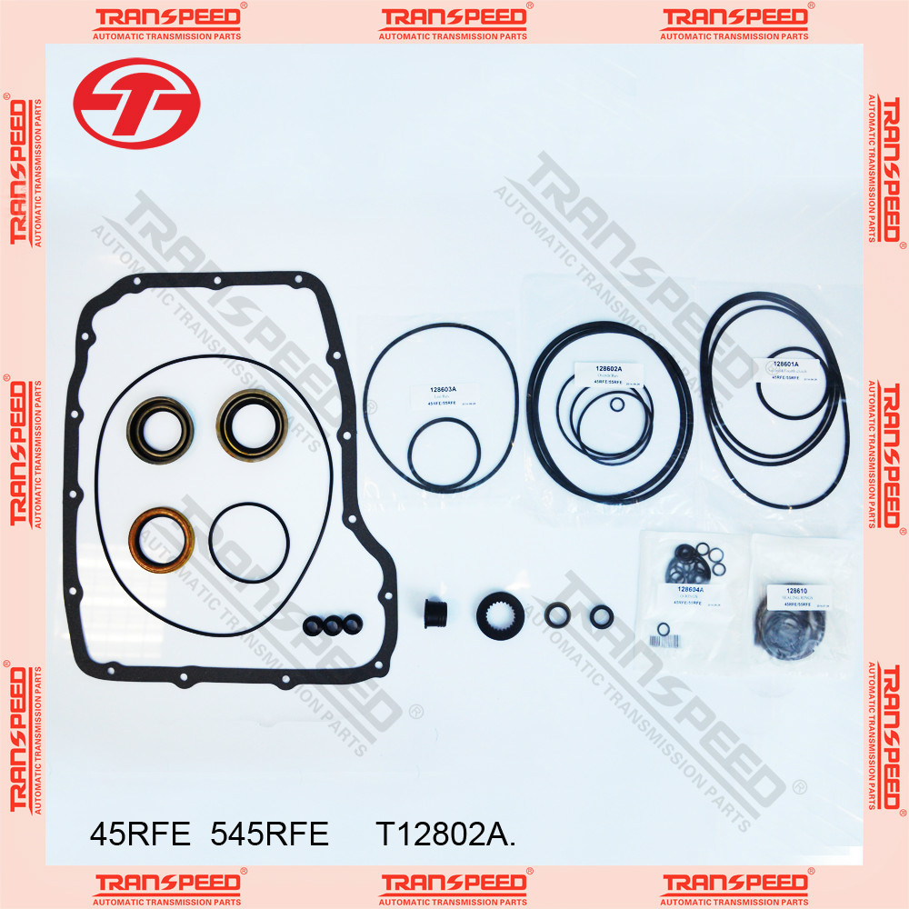 45rfe 545RFE auto transmission overhaul seal kit T12802a fit for mitsubishi