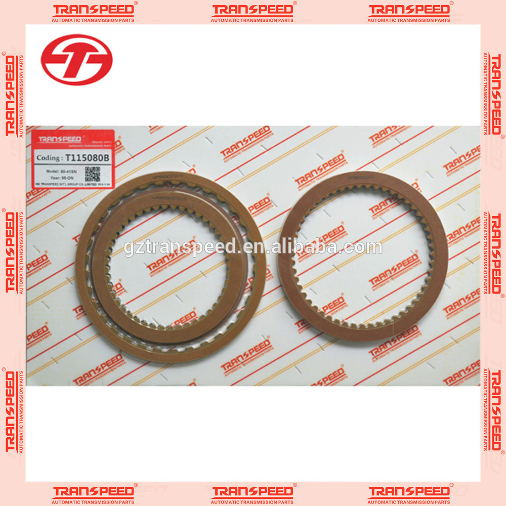 AW60-40SN lintex transmission friction plate fit for CHRYSLER.