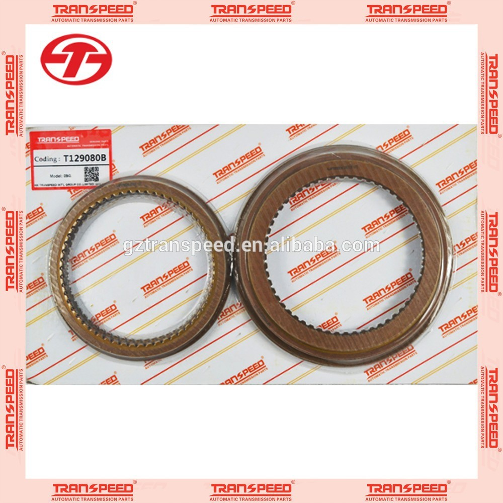 09G Clutch friction plate kit/Friction Mod Gearbox transpeed no.T129080B.