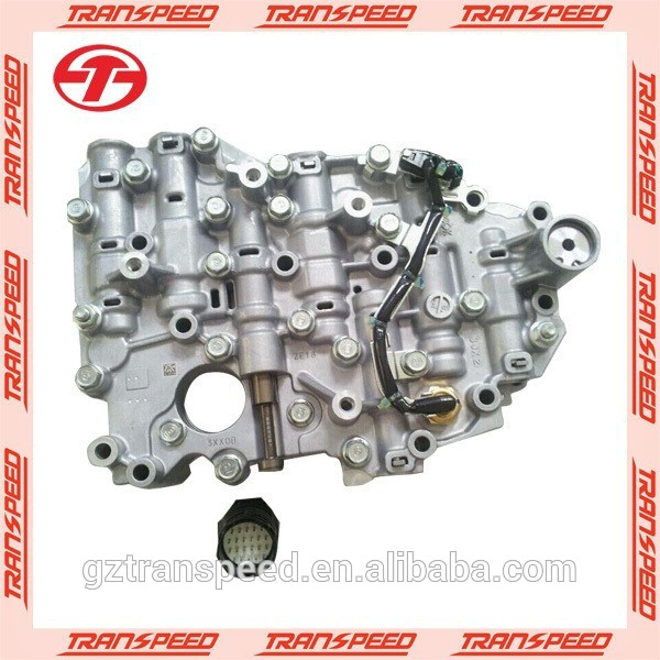 JF015E CVT transmission valve body parts Featured Image